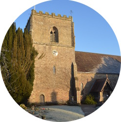 Cradley Church